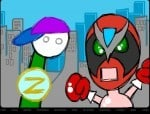 Homestar Runner is Back with Fisheye Lens!