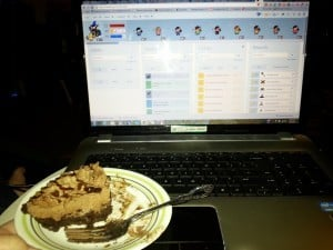 Chocolate pie and HabitRPG.com