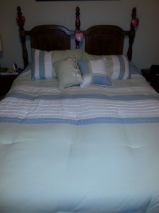 The Beechwood comforter from Bed, Bath & Beyond
