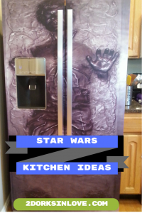 Star Wars Kitchen Ideas