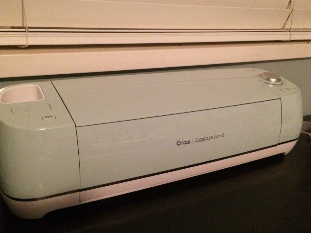 The Cricut Explore Air 2 can cut a wide variety of materials
