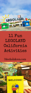 An amazing attraction in Southern California is LEGOLAND